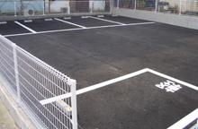駐車場有り/8台駐車可能